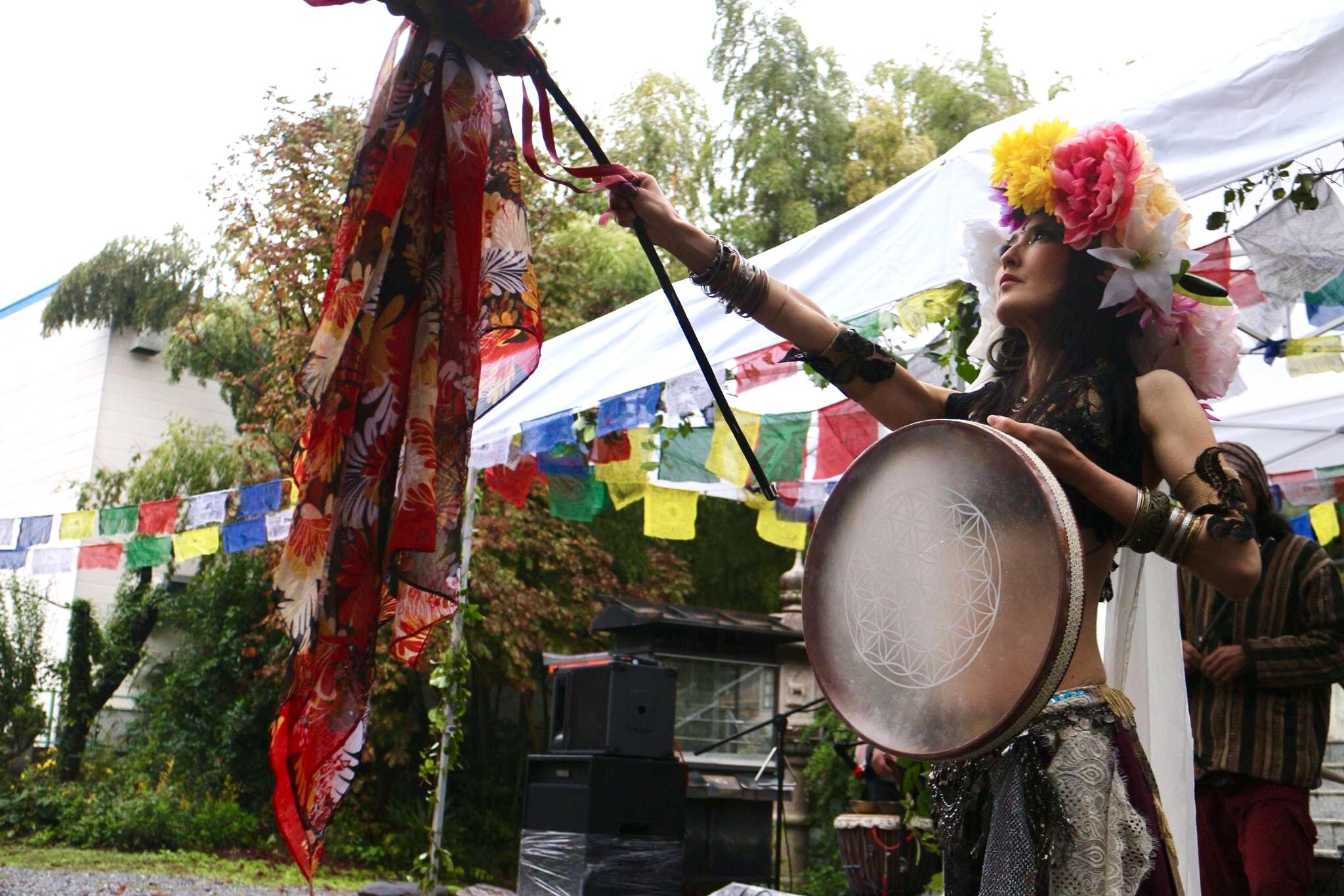 虹のアート・フェスティバル ジリミリ 2017