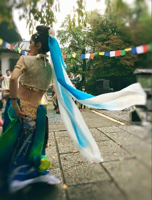 虹のアート・フェスティバル ジリミリ 2015