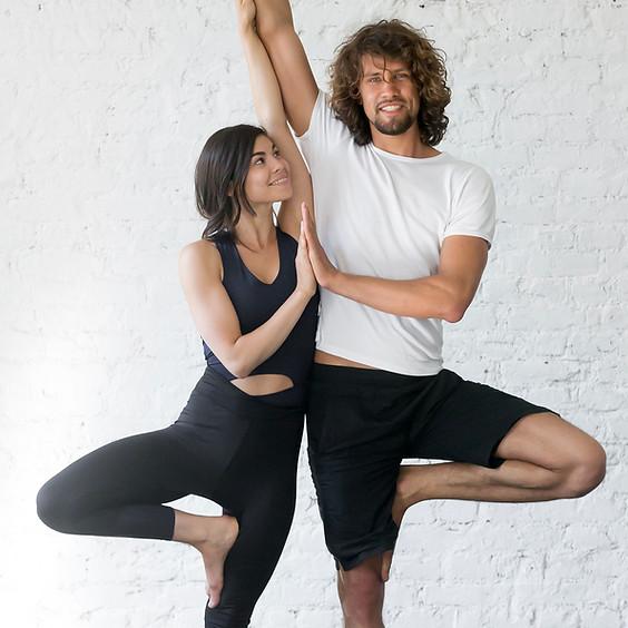 Couple Yoga: Valentine's Day