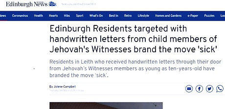 Edinburgh%20Residents%20targeted%20with%20handwritten%20letters%20from%20child%20members%20of%20Jeho