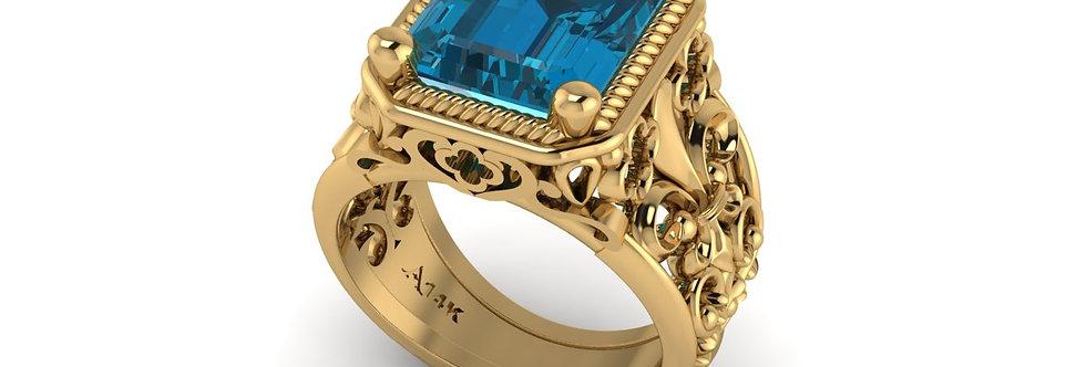 Renaissance Mediterranean Ring