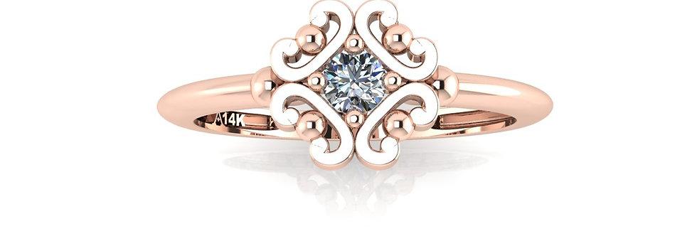 Renaissance Promise Ring,
