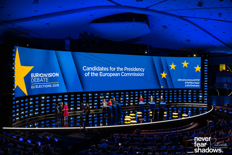 Presidential Debate of the European Commission