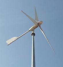 Aewrogenerador de eje horizontal de pala fija de 2 Kw a 20 Kw