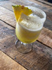 Citrus Ginger Rimmed Pineapple Ginger Margarita