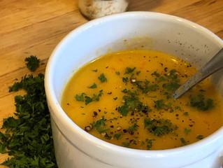 Paddy's Irish Pepper Soup