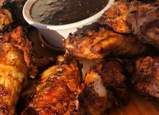 """Bourbon"" Craft Chicken Wings"