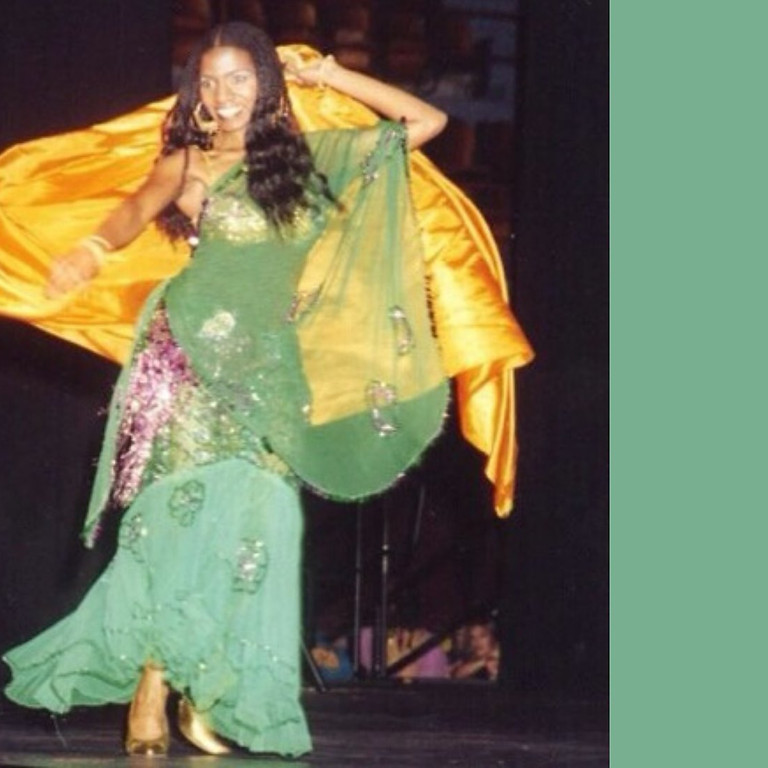 Past Event - Khalidah Kali's North African Belly Dance Experience and Workshop {Past Event}