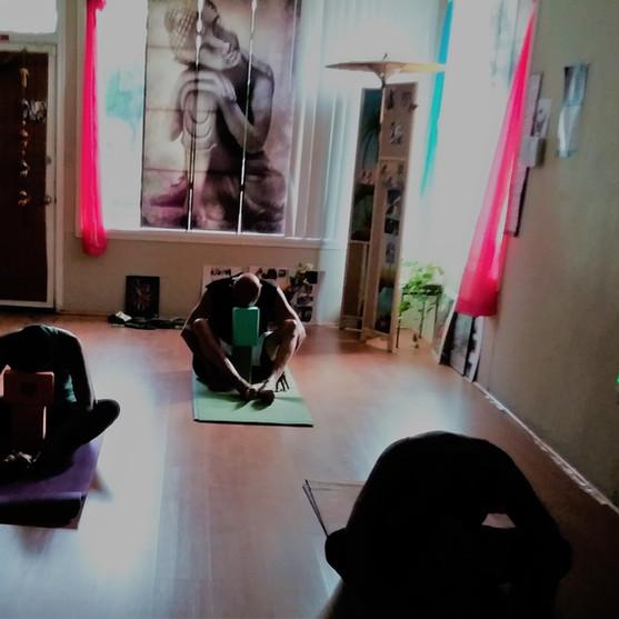 Yin Yoga Thurs 6:30pm