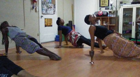 West African Dance Warm-up