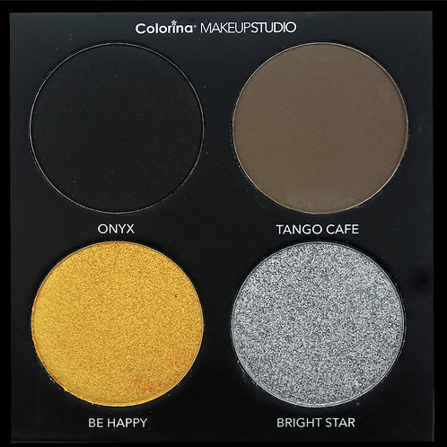 COLORINA GLAM SECRET PALETTE (D)