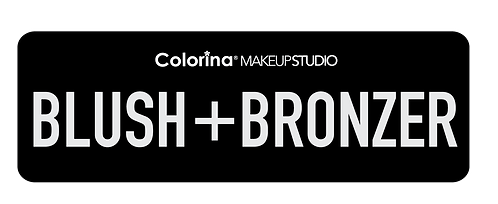 COLORINA CONTORNO COLLECTION BLUSH BRONZER PALETTE