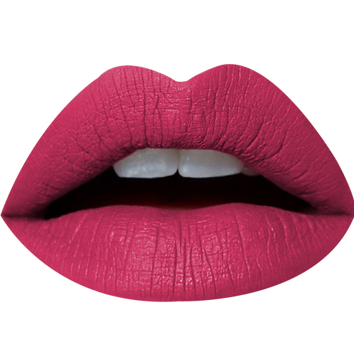 NEW CHIKA MATTE LIQUID LIPSTICK OVAL PINK ROSE #19