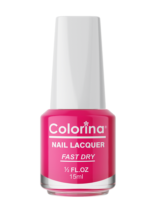 COLORINA NAIL LACQUER #35 PARTY PINK