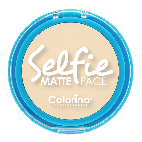 COLORINA SELFIE FACE IVORY NACAR #01