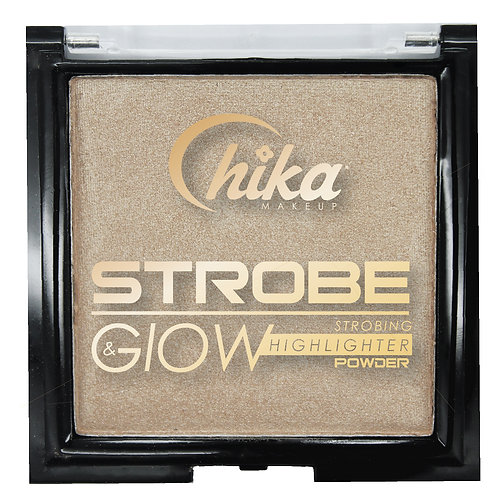 CHIKA STROBE & GLOW HIGHLIGHTER GOLDEN LIGHT #03
