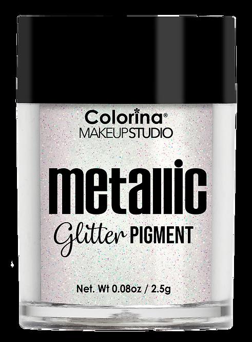 COLORINA METALLIC GLITTER PIGMENT #01 ANGEL