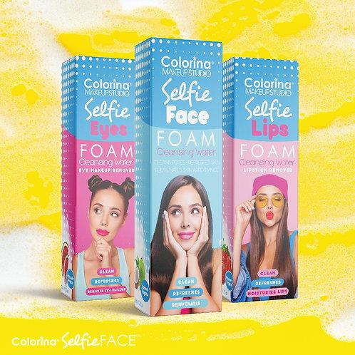 SELFIE FACE 3 FOAM CLEANSER BUNDLE
