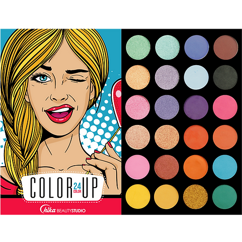 COLOR UP EYESHADOW PALETTE (E)
