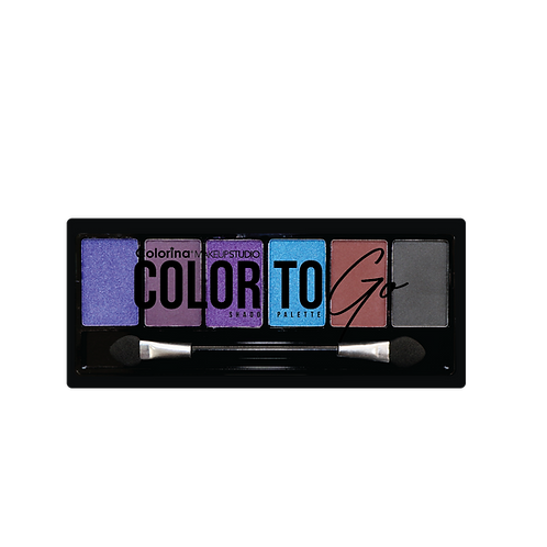 COLOR TO GO SMALL PALETTE B
