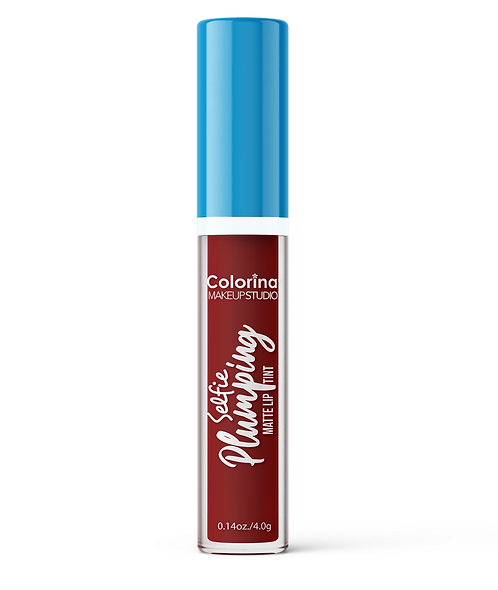 SELFIE FACE PLUMPING LIPGLOSS #03 RED RED