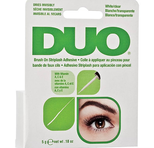 Duo Striplash Clear Adhesive