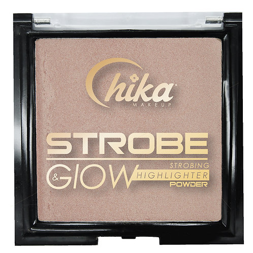 CHIKA STROBE & GLOW HIGHLIGHTER PINK LIGHT #06