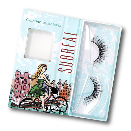 SUBREAL COLORINA 3D FAUX MINK LASHES
