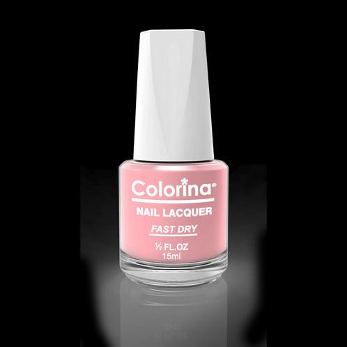 Colorina Nail Lacquer Pastel Fushia 76