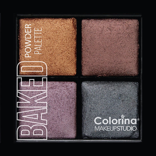 COLORINA BAKED POWDER PALETTE (A)