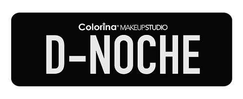 COLORINA LATINAS COLLECTION D-NOCHE  EYESHADOW