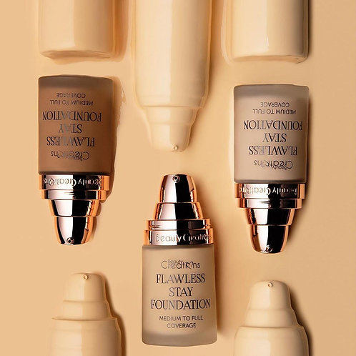 BEAUTY CREATION FLAWLESS STAY FOUNDATION