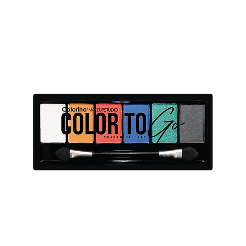 COLOR TO GO SMALL PALETTE D