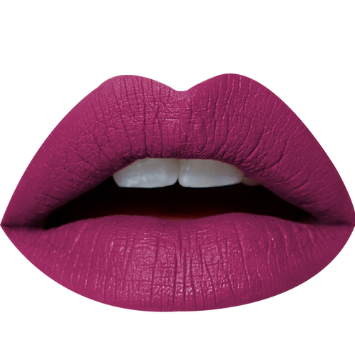 NEW CHIKA MATTE LIQUID LIPSTICK OVAL ROSE PINK #04