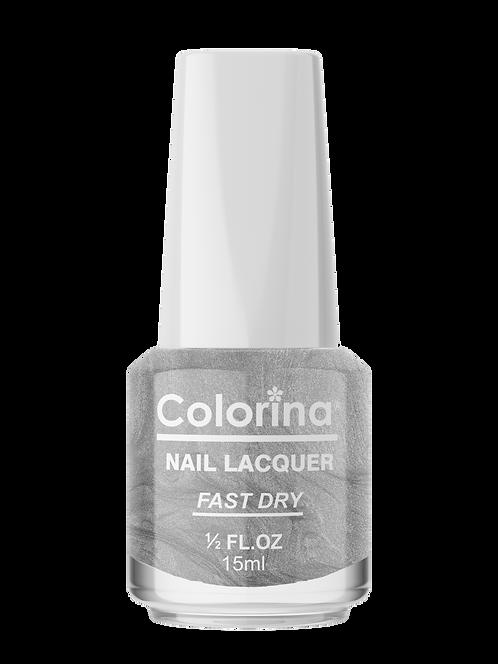 COLORINA NAIL LACQUER #98 STEEL