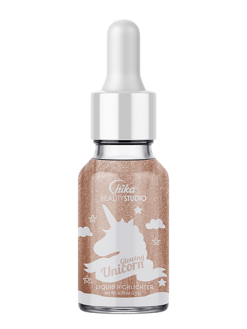 GLOWING UNICORN LIQUID DROP HIGHLIGHTER WONDERFULL