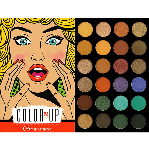 COLOR UP EYESHADOW PALETTE (B)