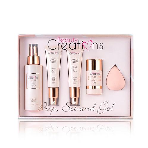 Beauty creations face prep kit