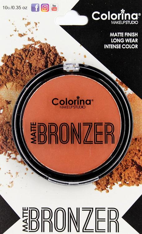 COLORINA BLISTER MATTE BRONZER #05