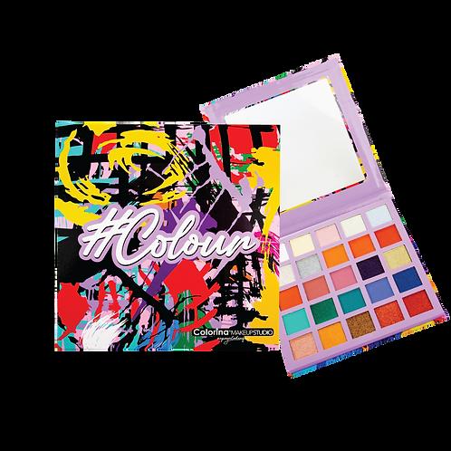 #HastagMe Collection C Palette (Colour)