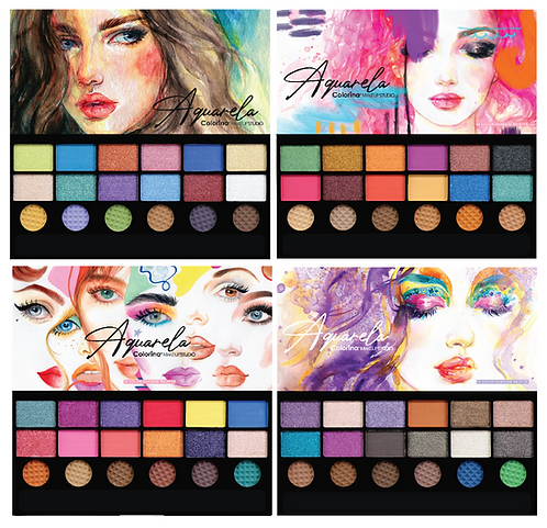 AQUARELA COLLECTION BUNDLE