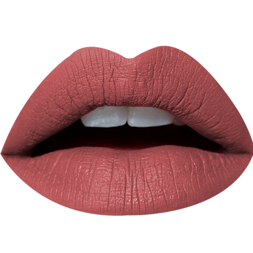 NEW CHIKA MATTE LIQUID LIPSTICK OVAL NATURAL #09