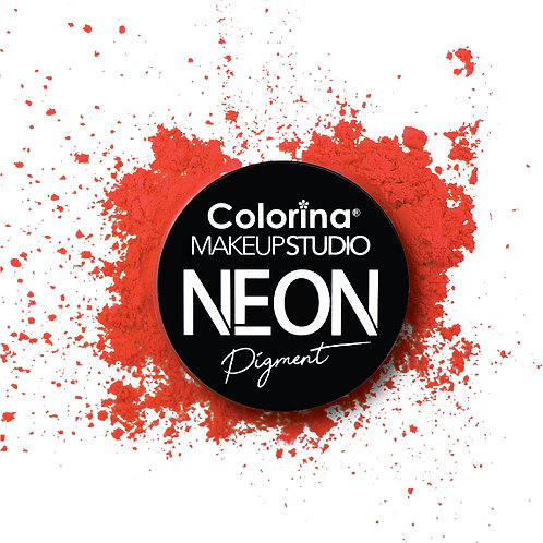 COLORINA ORANGE NEON PIGMENT