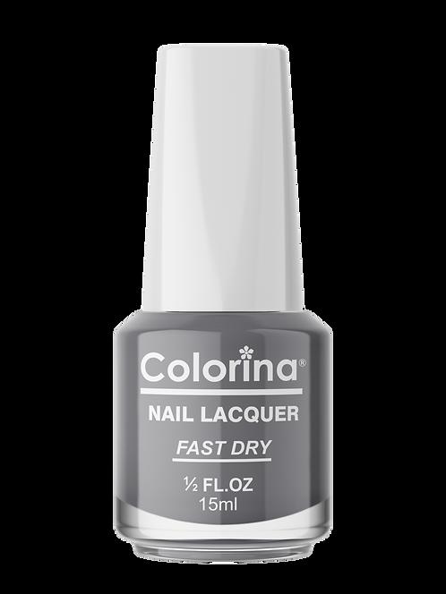 COLORINA NAIL LACQUER #46 GRIS