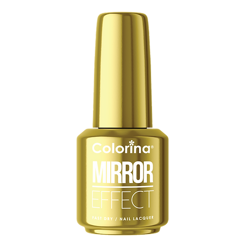 COLORINA MIRROR EFFECT #03 GOLD