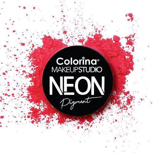 COLORINA RED NEON PIGMENT