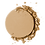 Thumbnail: CHIKA MIRROR COMPACT POWDER MEDIUM BEIGE #05