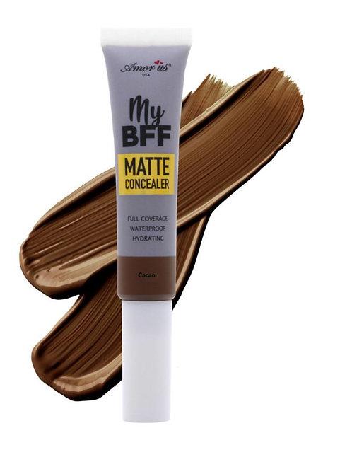 My BFF matte concealer Amor us