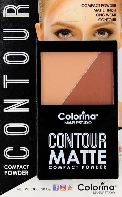 COLORINA BLISTER MATTE CONTOUR #03