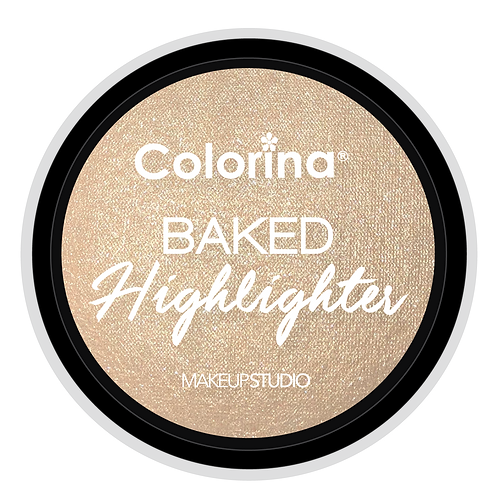 COLORINA BAKED HIGHLIGHTER #04